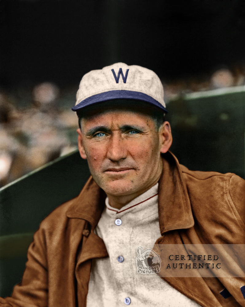 Walter Johnson - Washington Senators (1926)