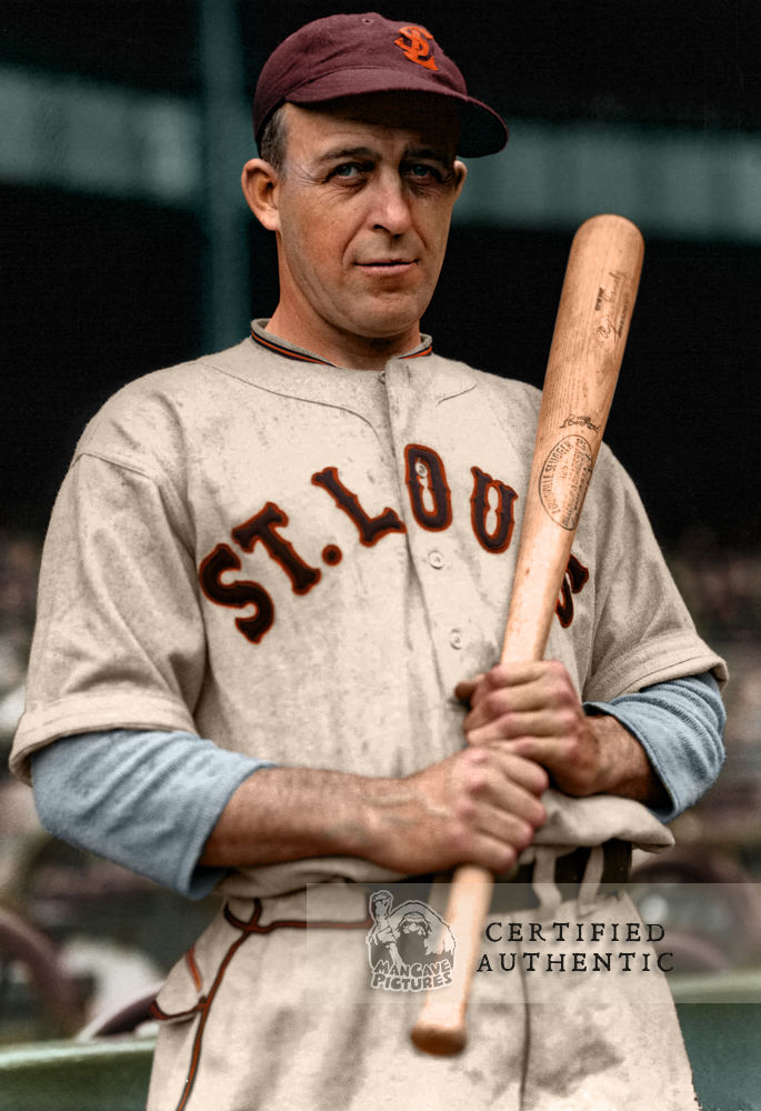 'Sunny' Jim Bottomley - St. Louis Browns (1936)
