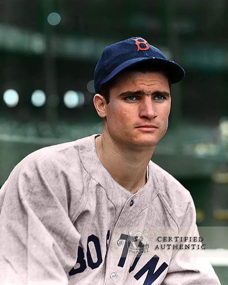 Bobby Doerr - Boston Red Sox (1946)