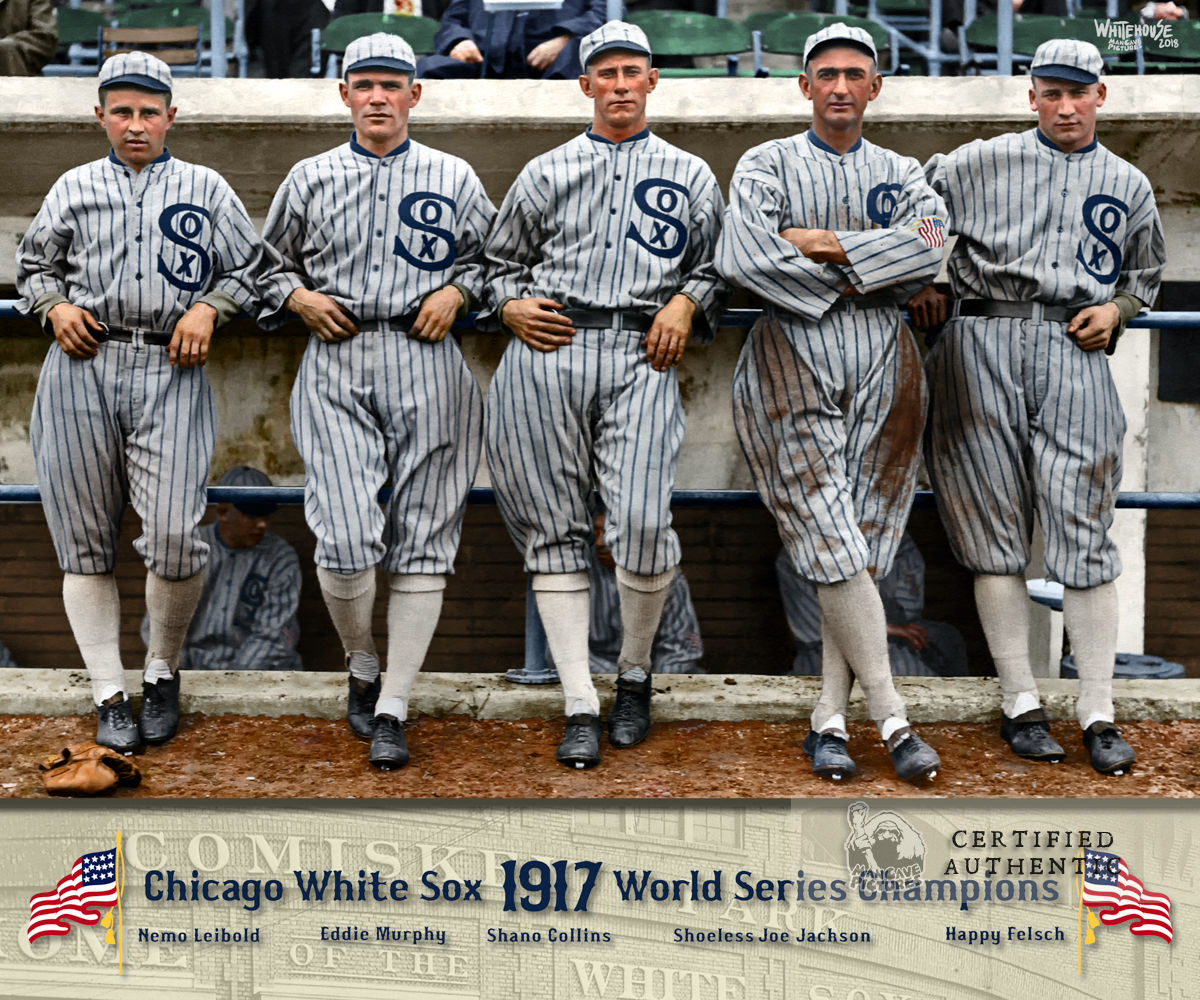 World Series Champion Chicago White Sox (1917)