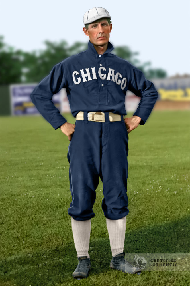 Fielder Jones - Manager, Chicago White Sox (1904)
