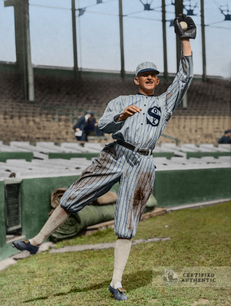 Shoeless Joe Jackson - Chicago White Sox (1916)