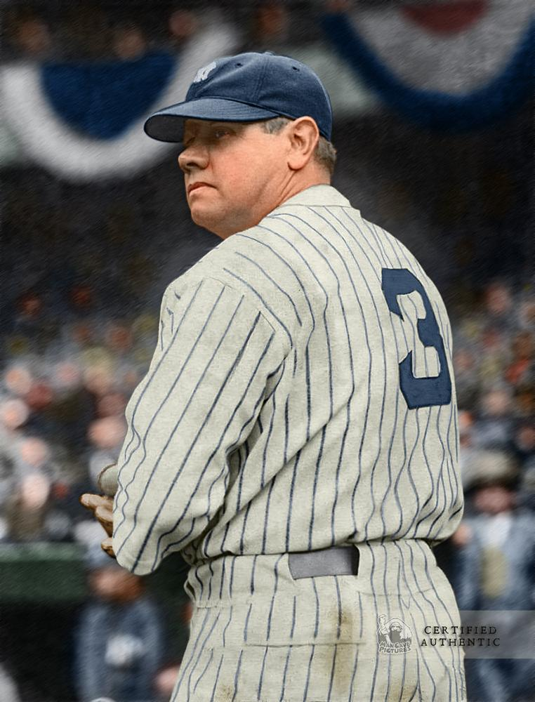 Babe Ruth - New York Yankees (1931)