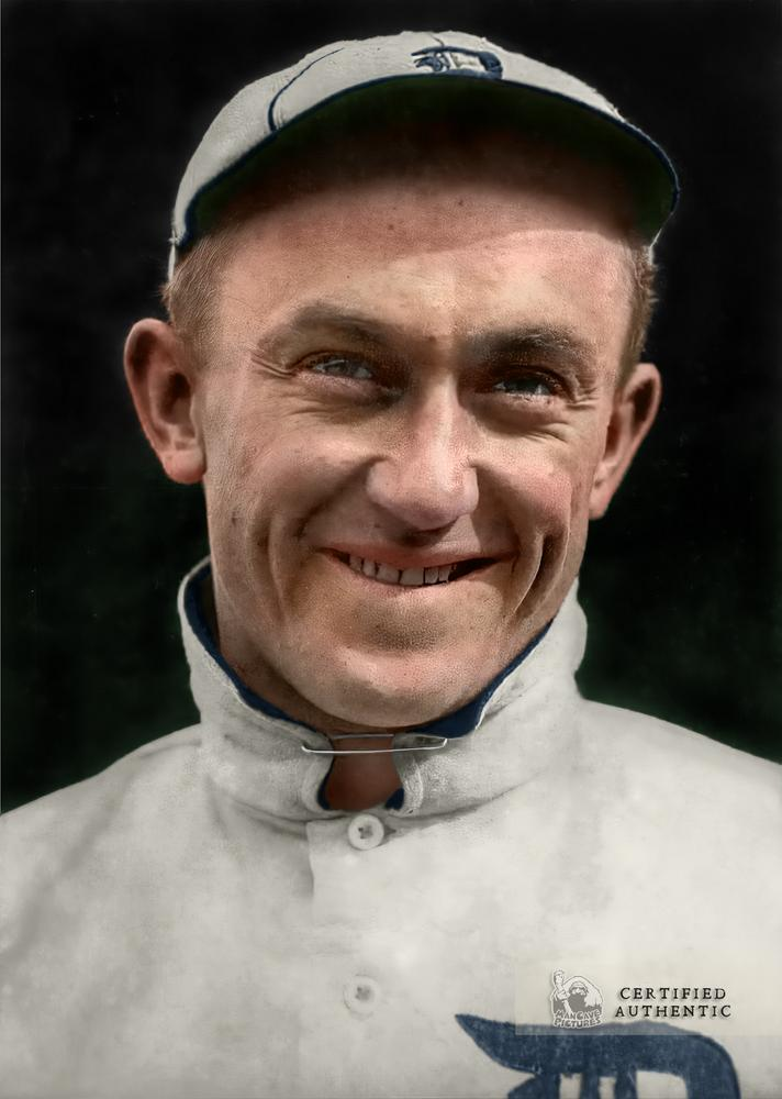 Ty Cobb - Detroit Tigers (1912)