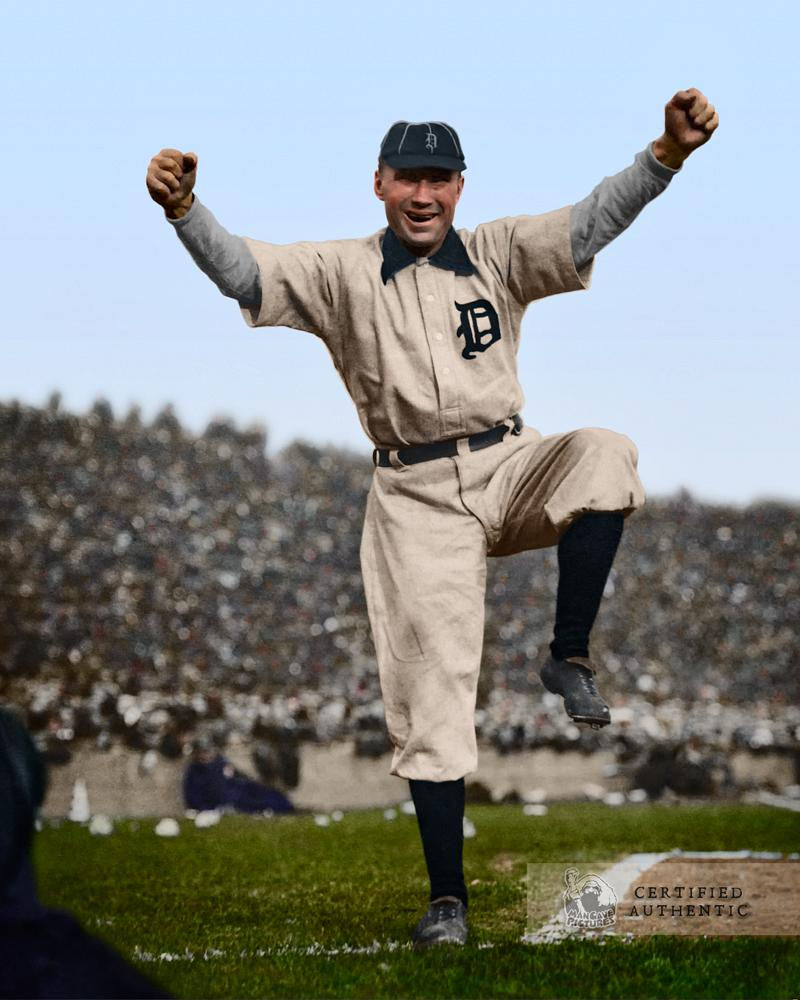 Hugh Jennings - Detroit Tigers (1910)