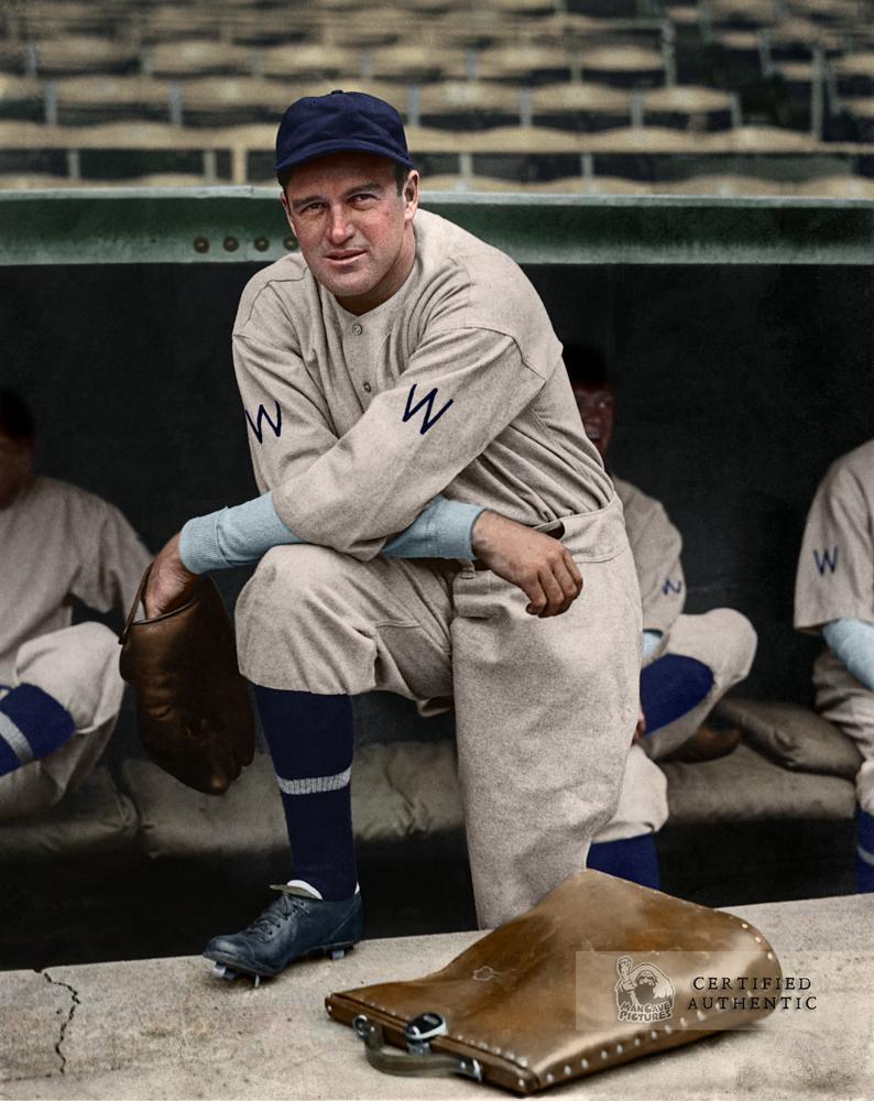 Joe Cronin - Player/Manager, Washington Senators (1933)