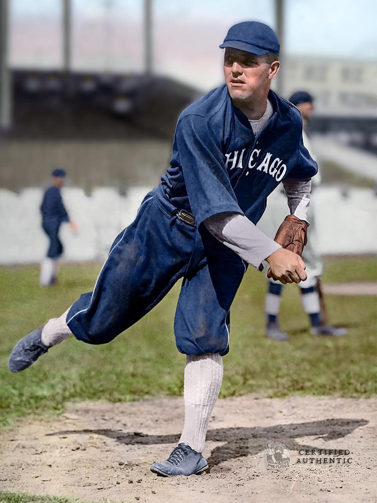 Eddie Cicotte - Chicago White Sox (1916)