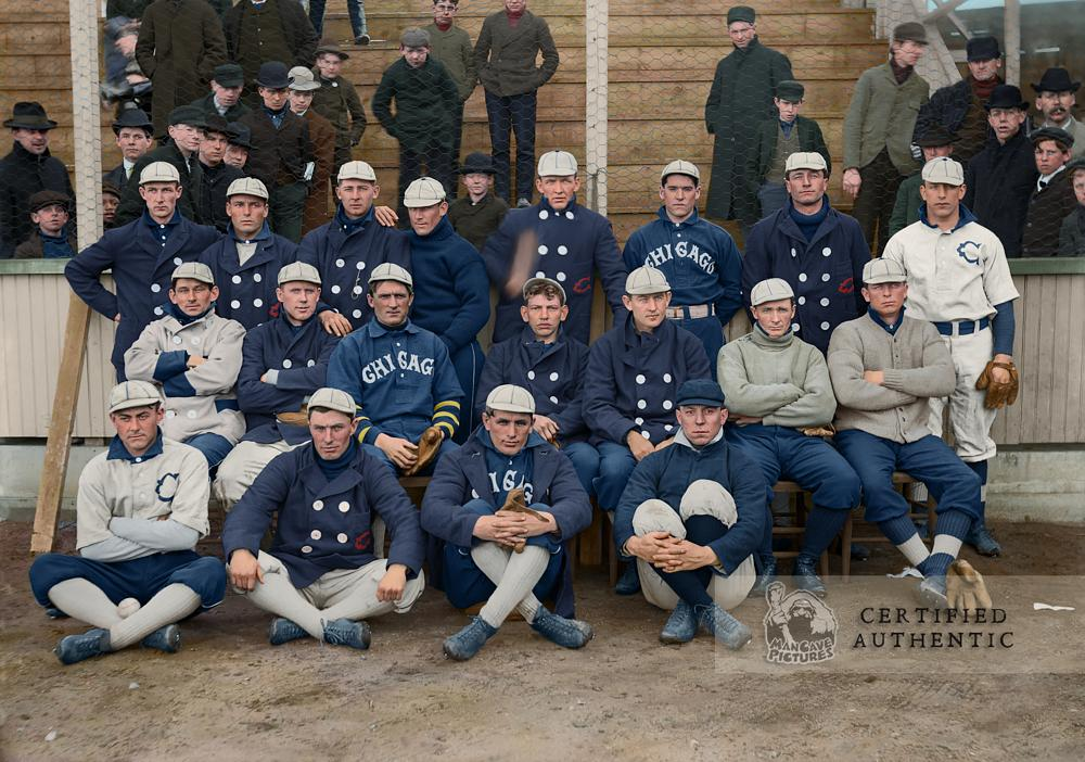 Chicago White Sox at Spring Training (1904)