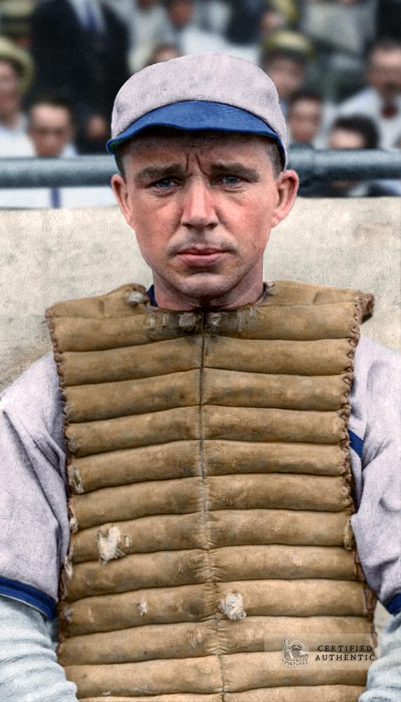 1923 Ray Schalk - Chicago White Sox