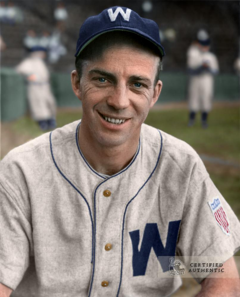 George Case - Washington Senators (1943)
