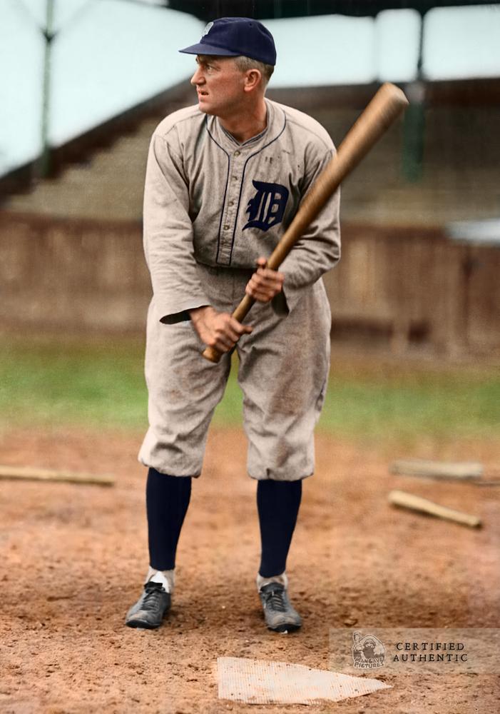 Ty Cobb - Detroit Tigers (1921)
