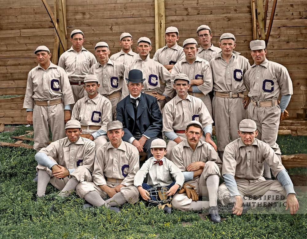 Chicago White Stockings - American League Champions (1901)