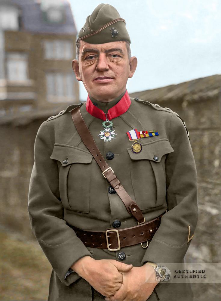 Major General John A. Lejeune, USMC (1919)
