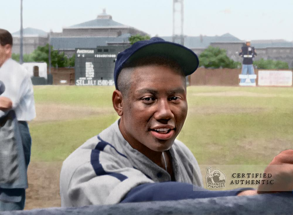 Josh Gibson - Homestead Grays (c1942)