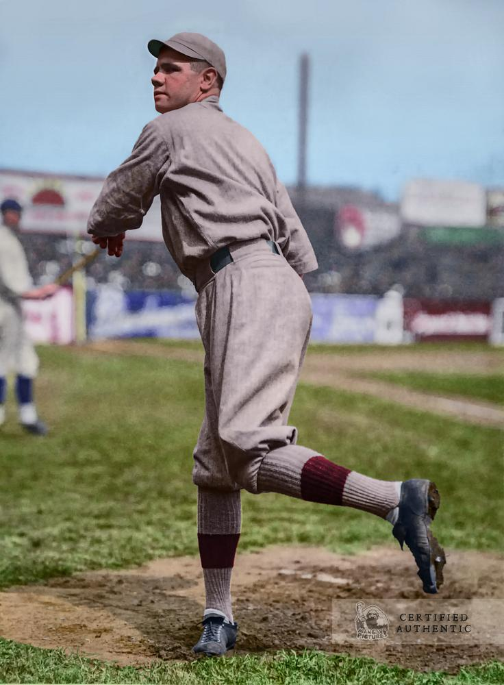 Babe Ruth - Boston Red Sox (1918)