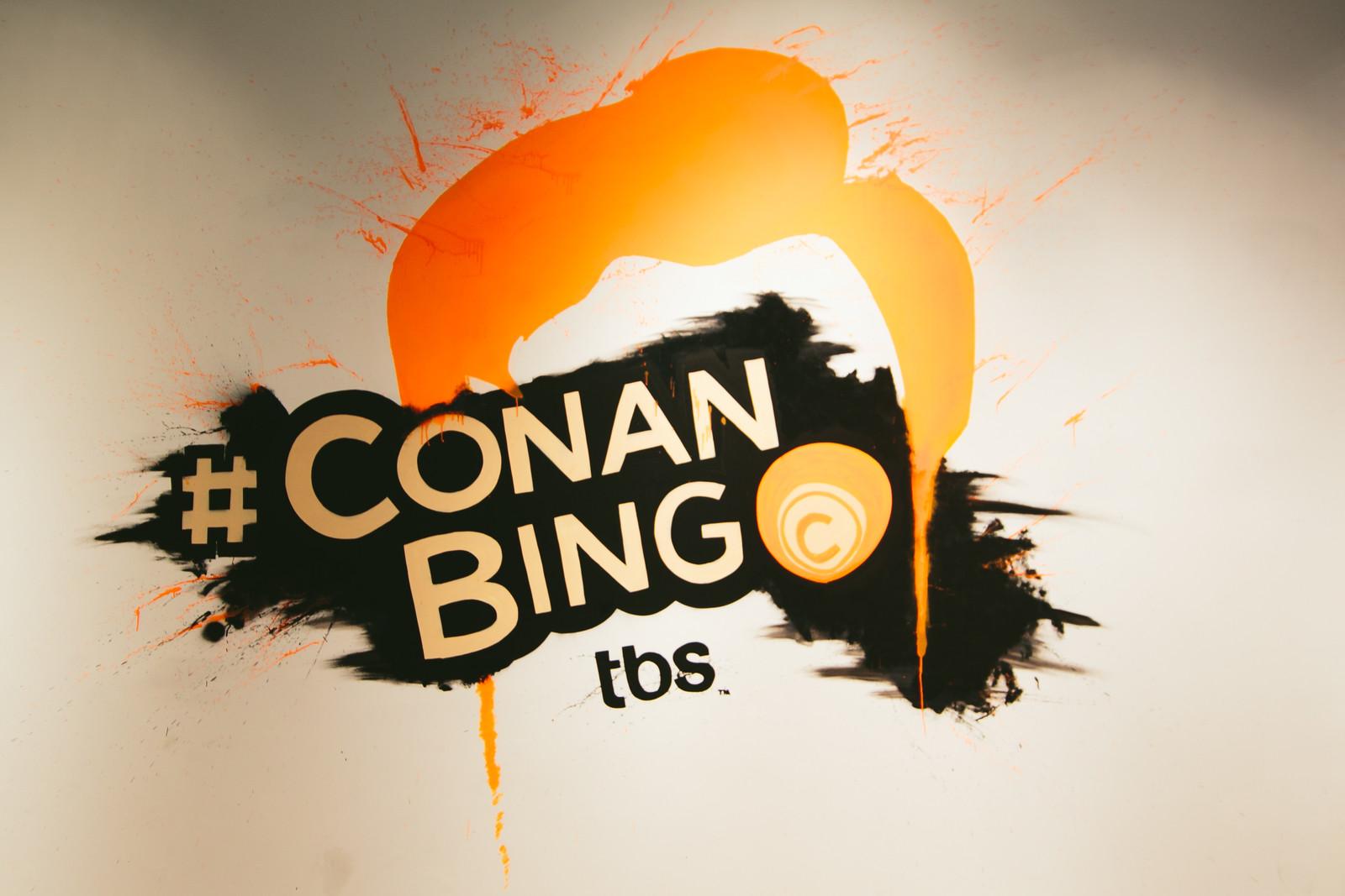 TBS CONAN - SAN DIEGO COMIC CON 2015