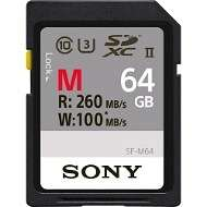 Sony M SD Card