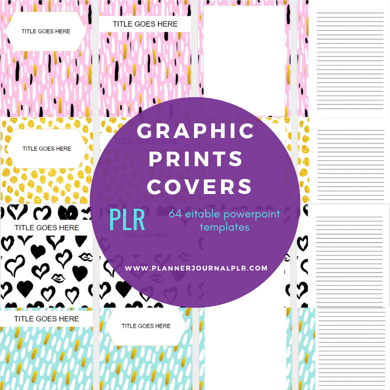 Graphic Prints Covers