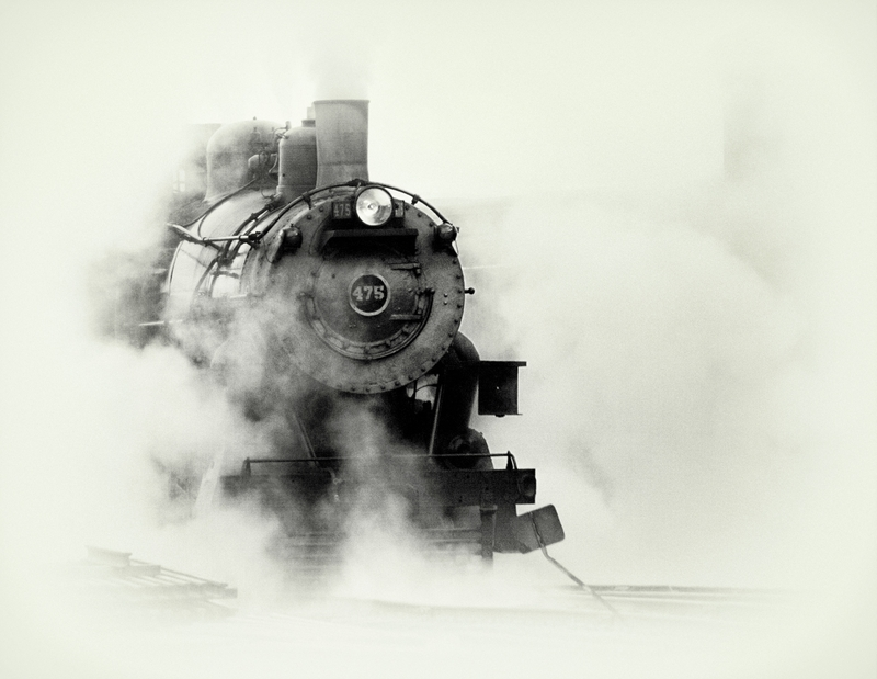 Strasburg Rail Road Steam Engine 475