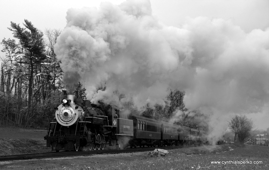 Strasburg Railroad Opening Day