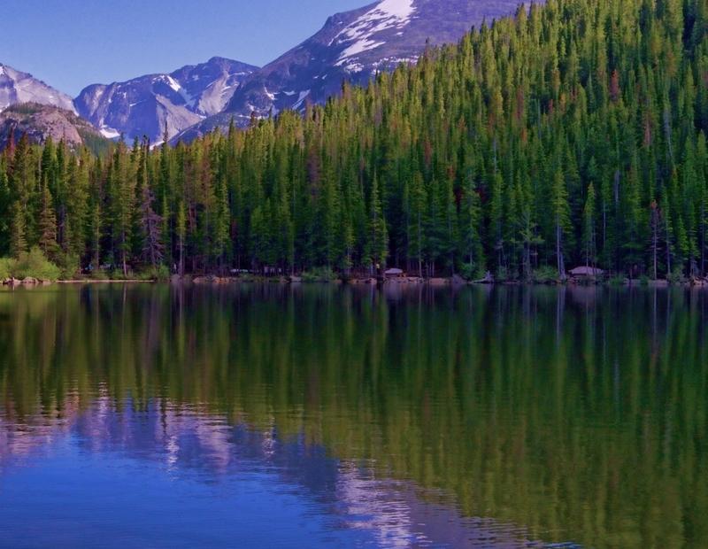 Bear Lake Scenic with Lake View