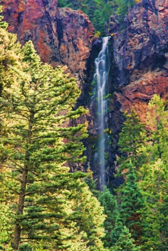 Treasure Falls Colorado