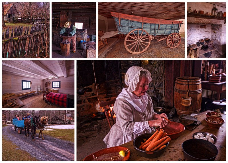 Landis Valley Village & Farm Museum Adventure