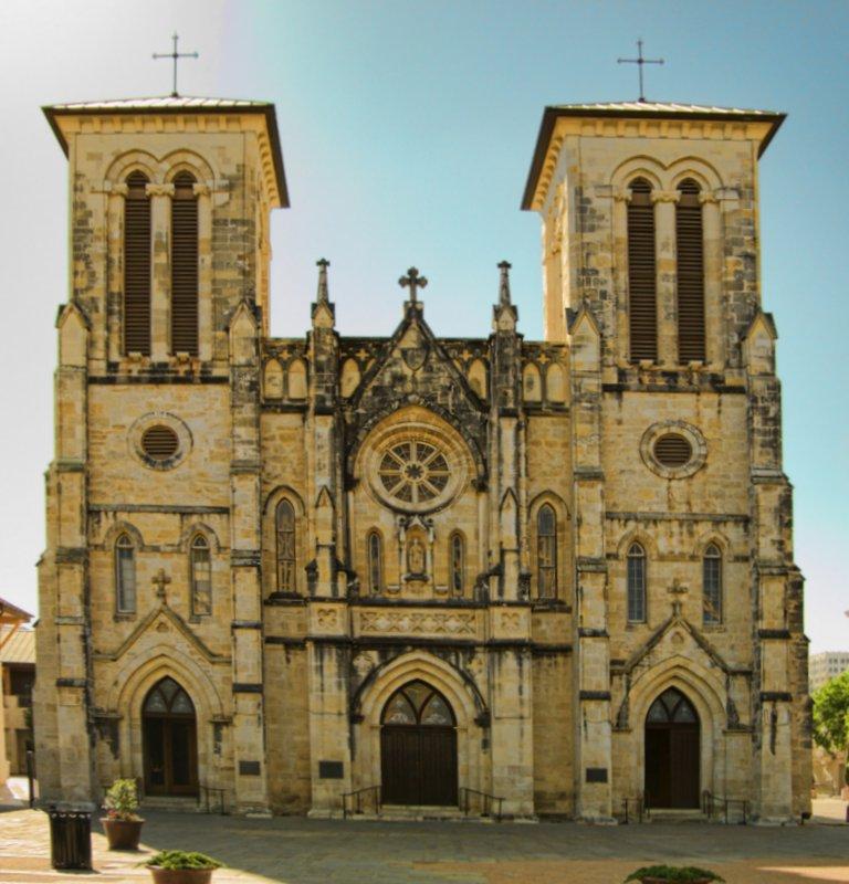 San Fernando Church in San Antonio Texas