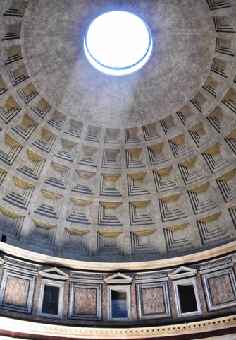 Light in the Pantheon