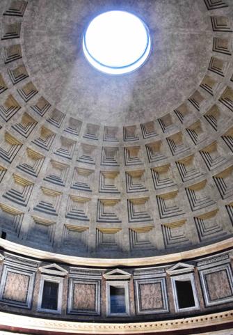 The Oculus, Pantheon, Rome