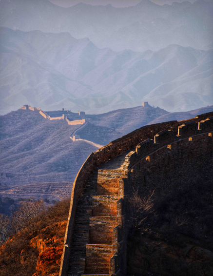 How great is the Great Wall?