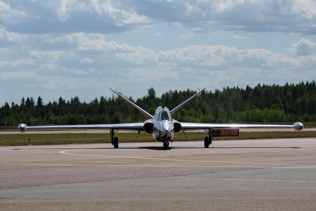 Fouga CM.170 Magister / Ilmavoimat 100