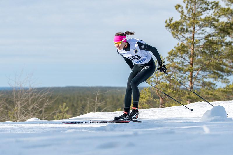 Hiihto: Jämin Kisat 2017-2018 ja Jämin Suomen Cup 2017