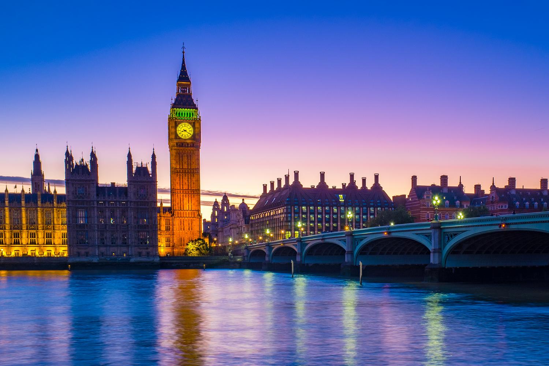 London Was My First Fuji X Destination