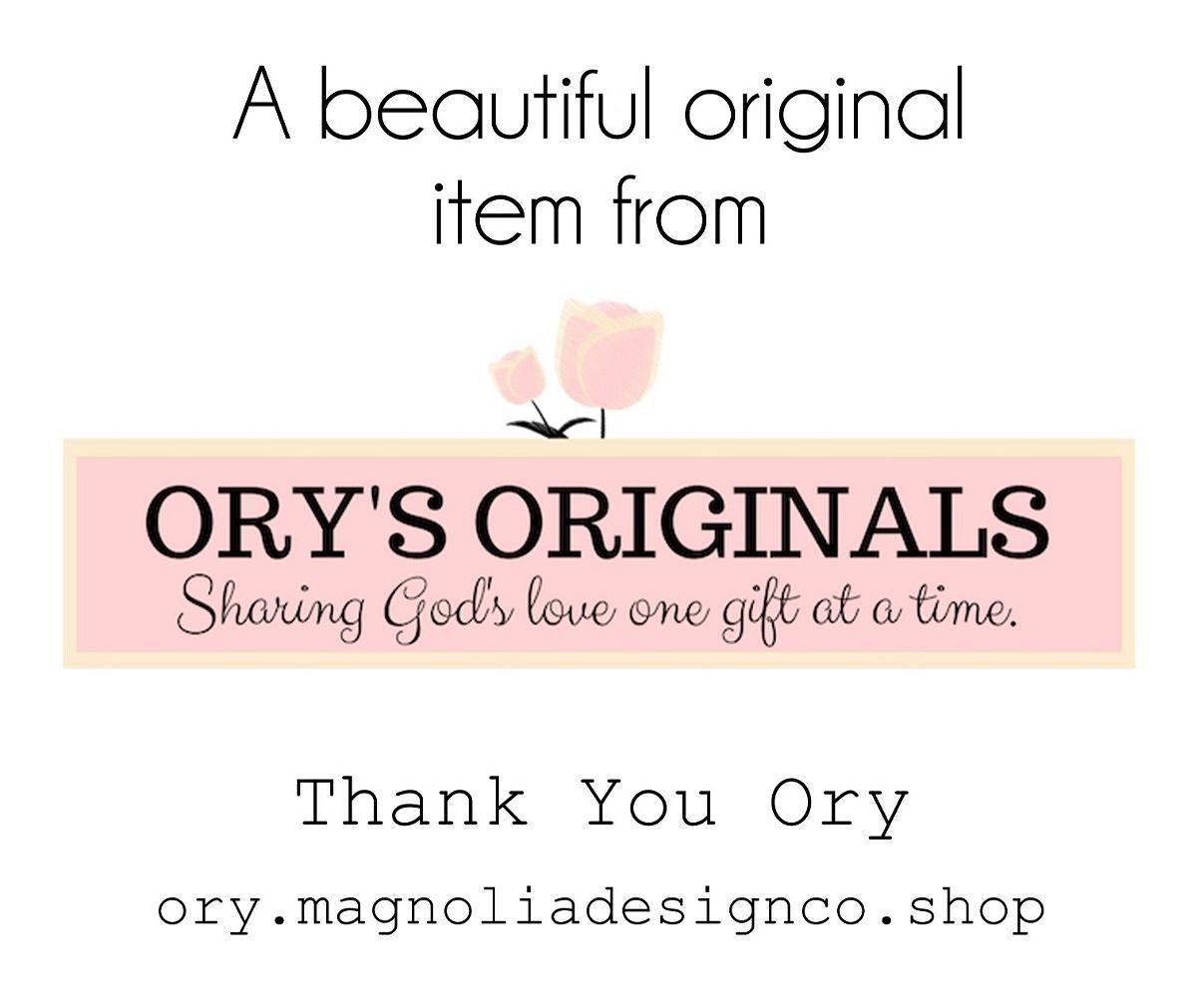Ory's Originals