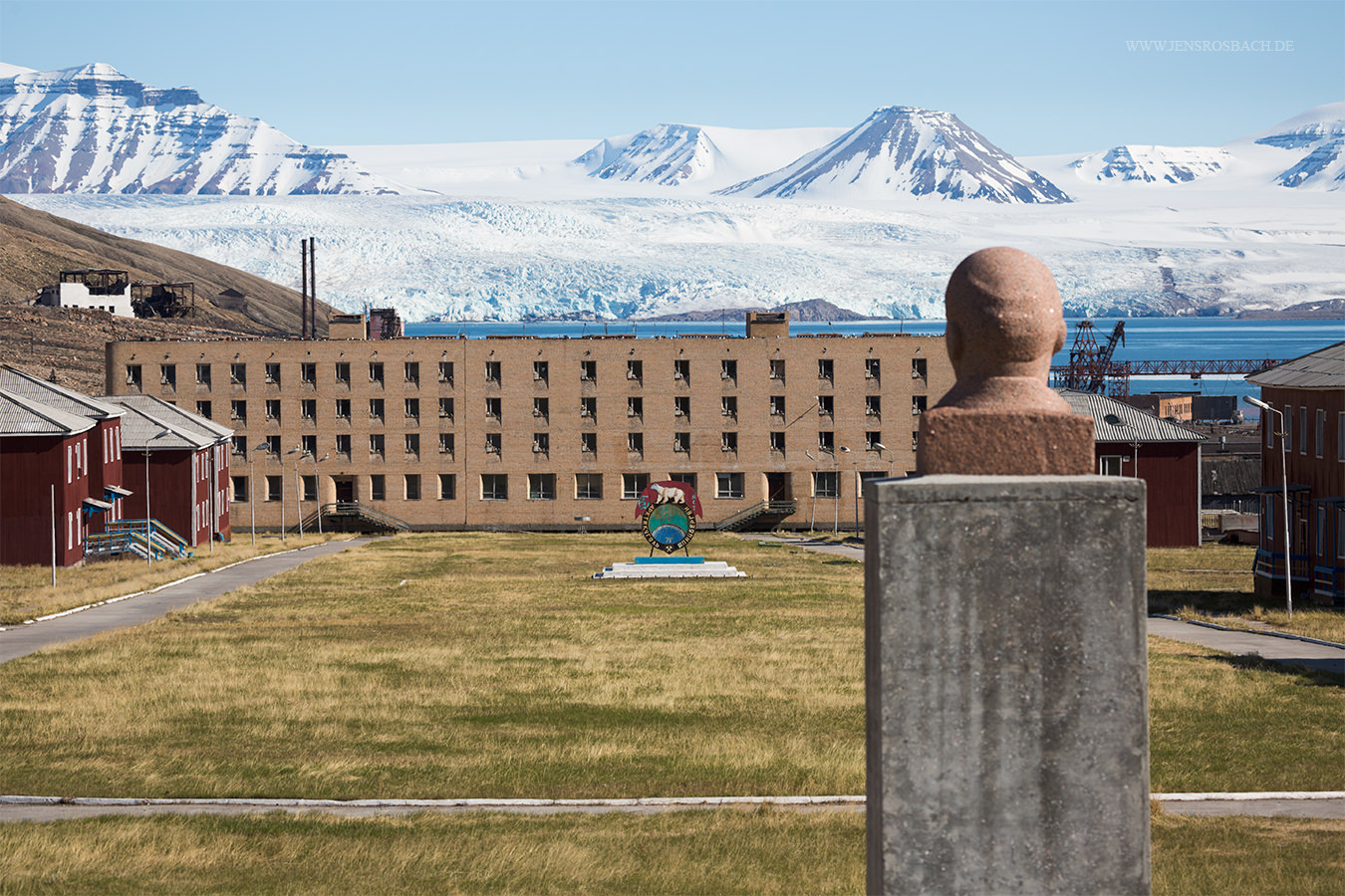 Lenin and Glacier