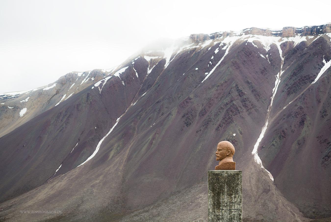 Northernmost Lenin