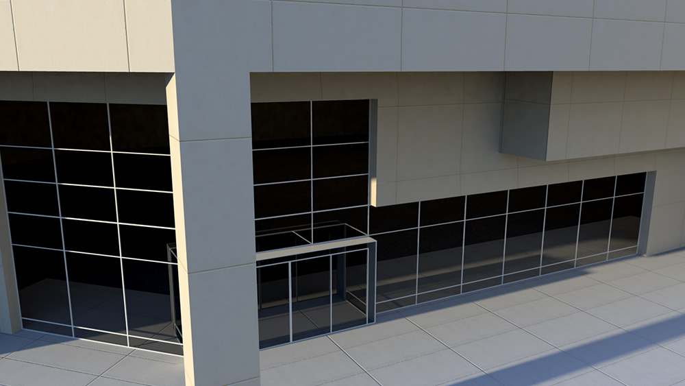 Galleria (exterior)