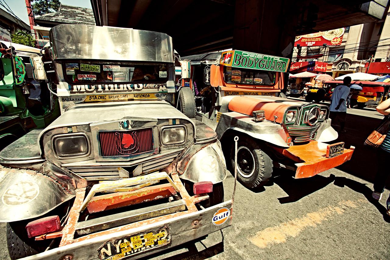 Life in Manila - Philippines, October 2011