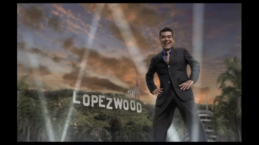 """HBO-GEORGE LOPEZ """"America's Mexican"""""""