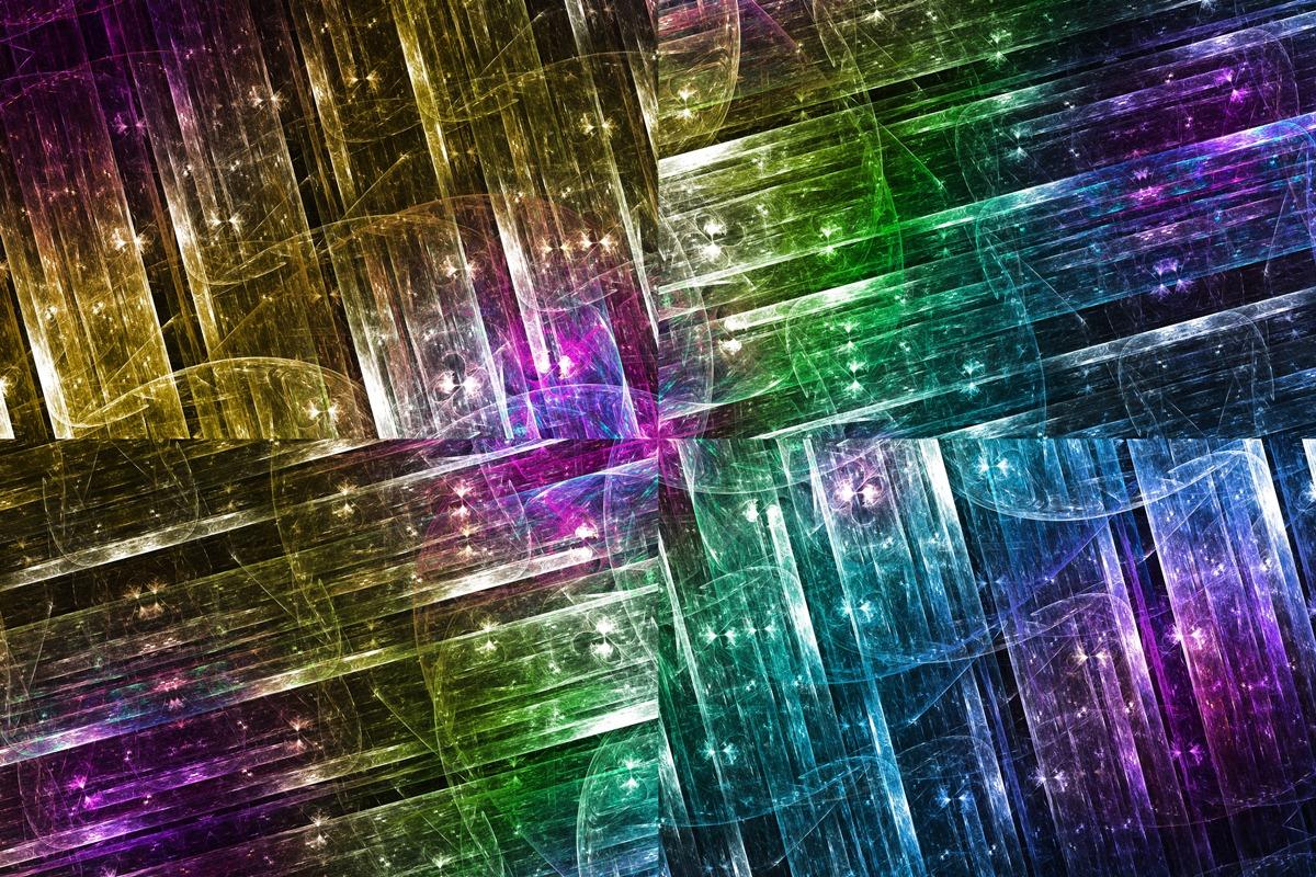 Digital Artwork - Citylines