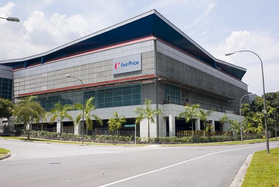 NTUC FairPrice Cooperative Ltd Brand Re-Alignment