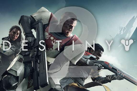 DESTINY 2 - COMING SOON
