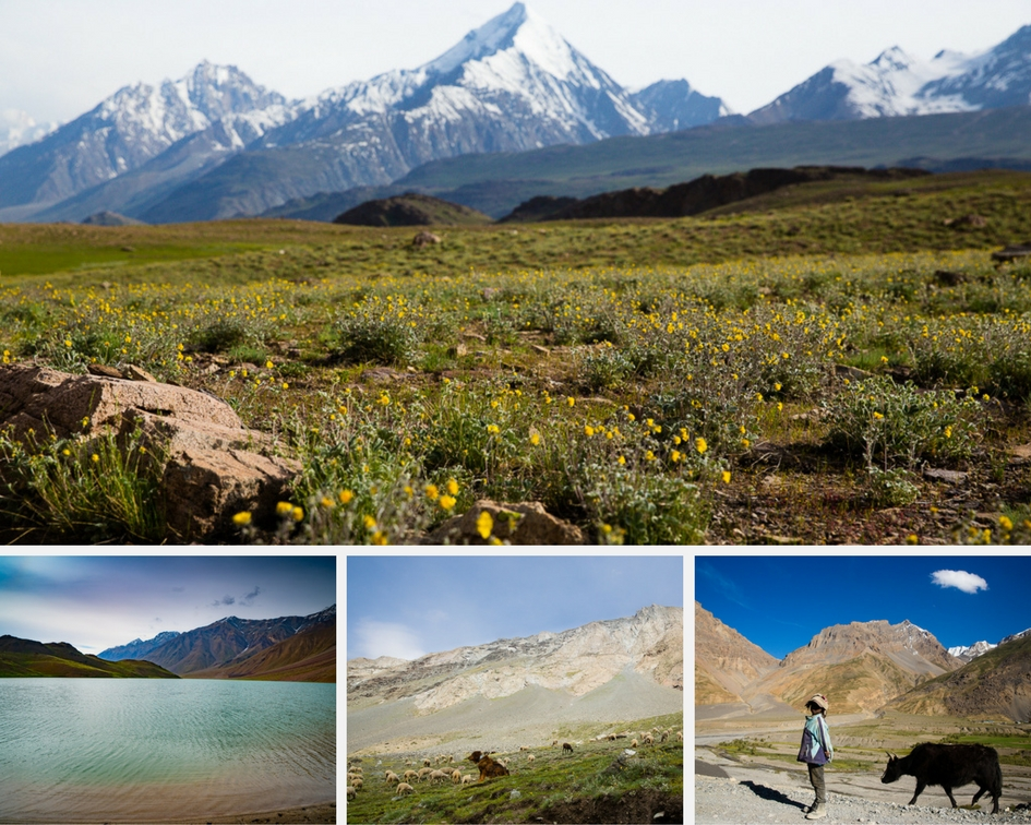 FEATURING THE HIMALAYAS, CHANDRATAAL LAKE, SERPENTINE ROADS, MILKY WAY, LOCAL CUISINE, UNCHARTED TRAILS, RIVER CROSSINGS