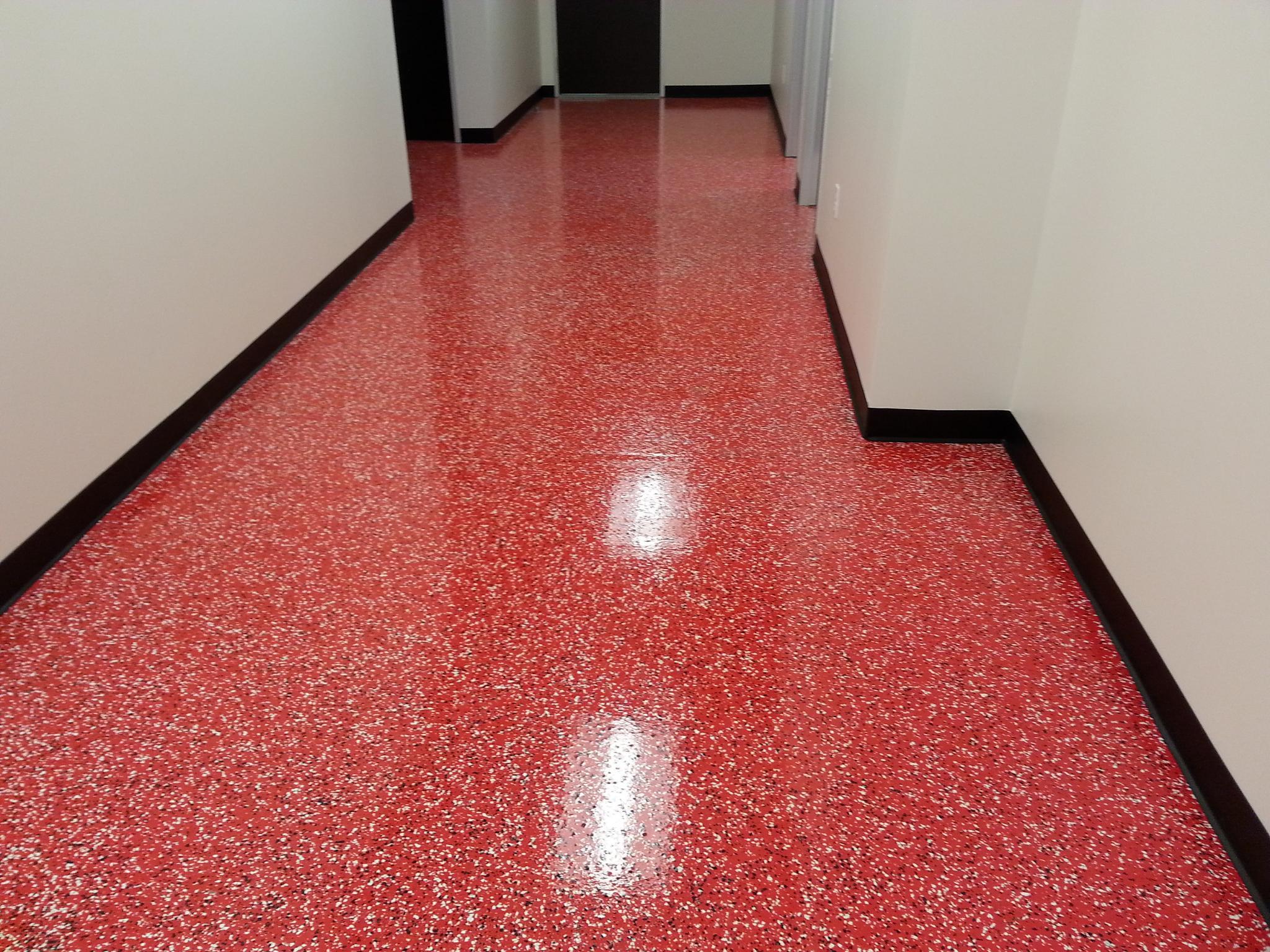 Cost To Epoxy A Garage Floor