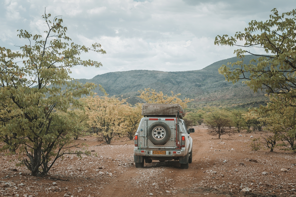 Exploring Namibia for Tribes and finding Humility