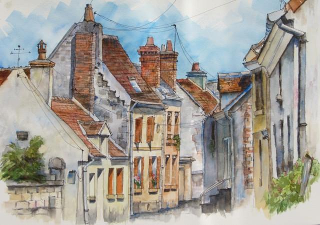 Rue de Loches