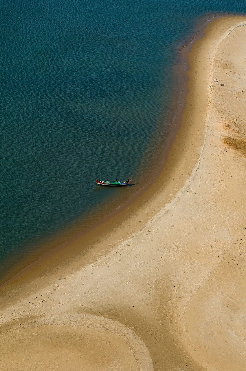 Fishing Boat, Krishnapatnam