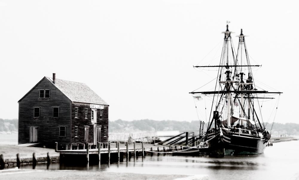 Sail Loft, Salem MA