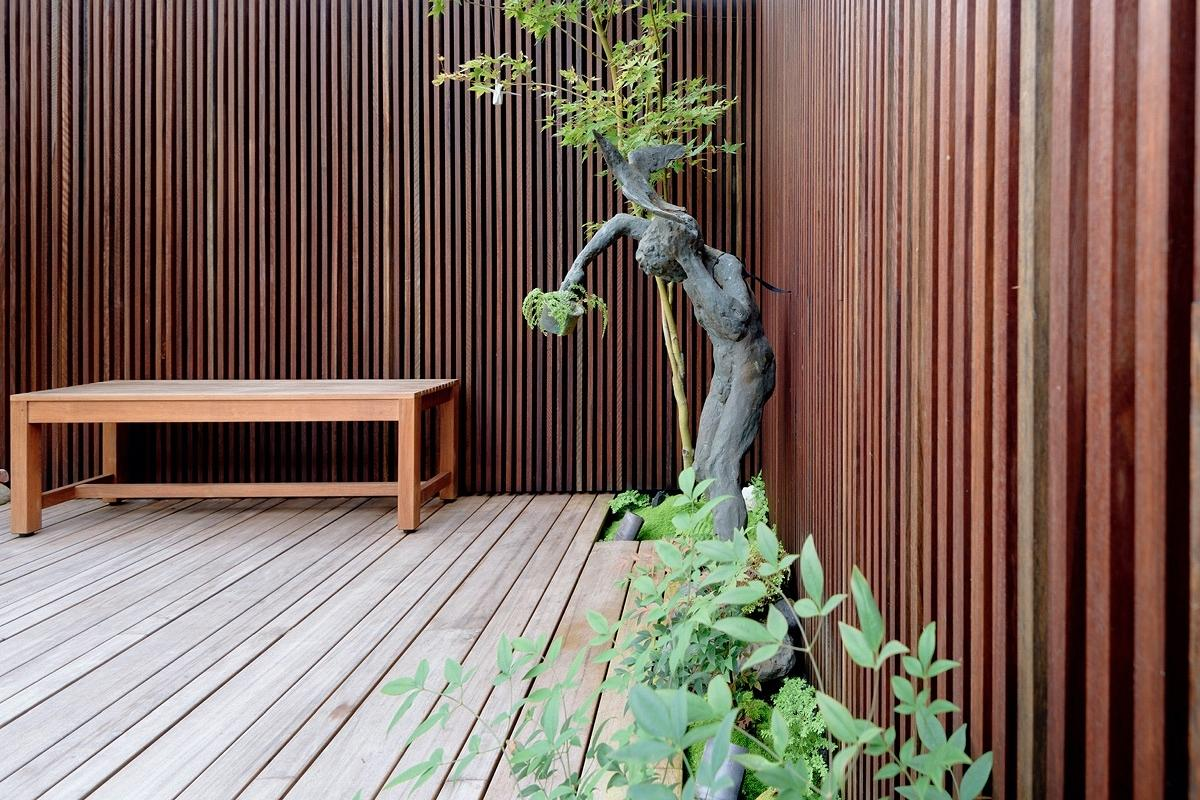 Zen House & Garden, Darlinghurst, by Stanic Harding Architects and Paul King Construction